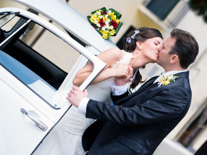 Matrimonio Fabiola e Eris